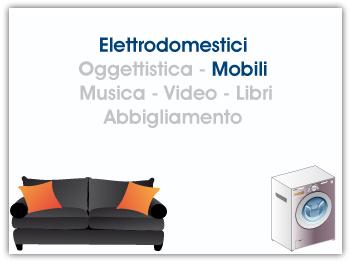 Mercatopoli Reggio Emilia Est: mercatino dell\'usato in Emilia